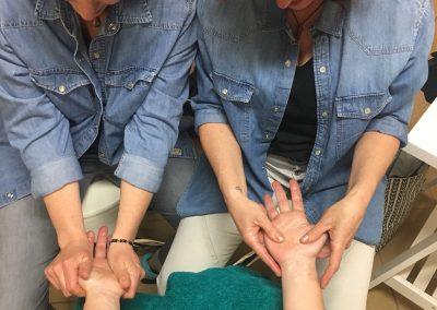 LOLOX ladiesnight handmassage