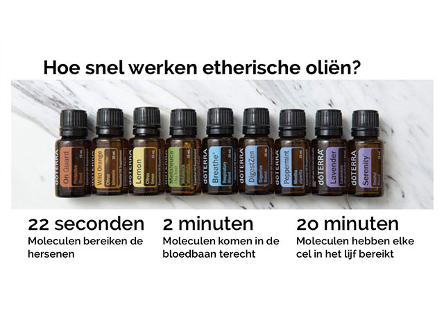 Basis 'make and take' etherische oliën