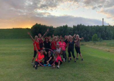 bootcamp wandelgroep 30-08-2019