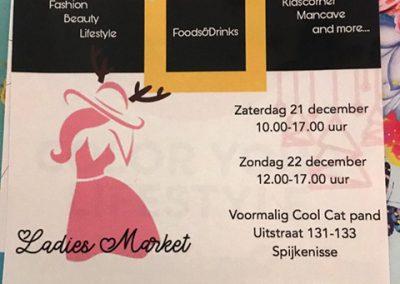 Ladiesmarkt 2019